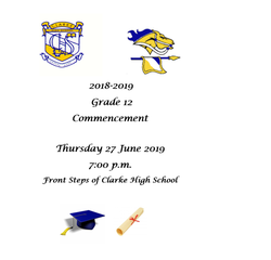 Commencement - Thursday, June 27